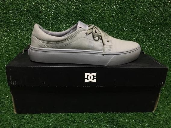Tênis Dc Shoes Trase Tx Masculino - Cinza