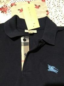 Camisa Polo Burberry Original, Frete Gratis