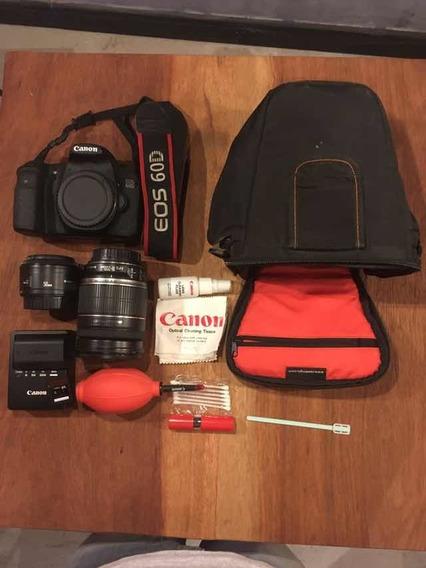 Canon 60d E Acessórios