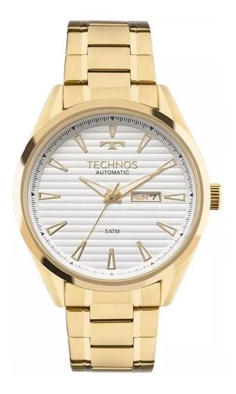 Relógio Technos Masculino Classic Automático 8205nx/4b
