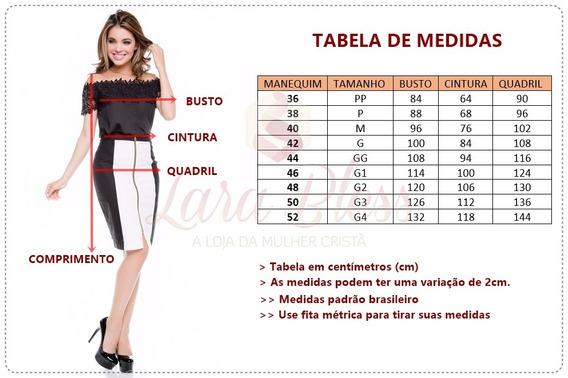 Vestido Jardineira Longo Jeans Evangelica Cod#bella+