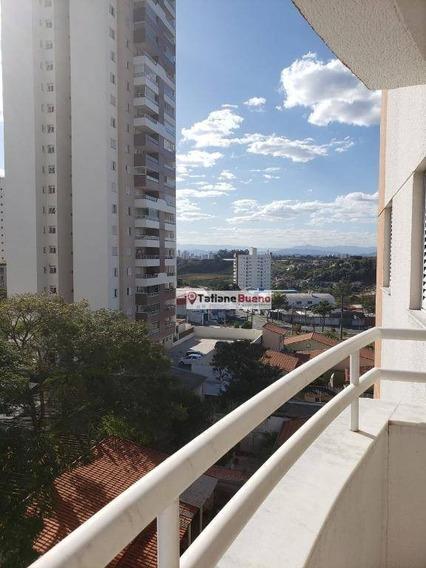 Apartamento Com 3 Dormitórios, 75 M² - Venda Por R$ 285.000,00 Ou Aluguel Por R$ 1.200,00/mês - Jardim Satélite - São José Dos Campos/sp - Ap2268