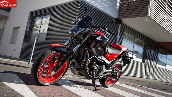 Moto Honda Nc750s Abs Año 2016