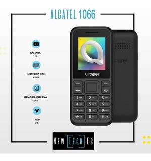 Alcatel Ideal 1066 1,8 4mb De Ram 5mp 4mb Rom Camara Y Ranu