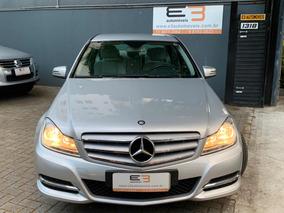 Mercedes-benz Classe C 1.8 Cgi Turbo 2012