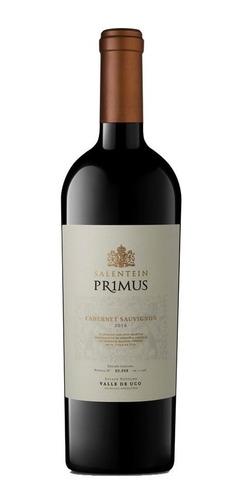 Vino Salentein Primus Cabernet Sauvignon Premiado X750ml