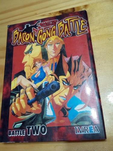 Baron Gong Battle. Batlle Two - Taguchi - Ivrea 2006