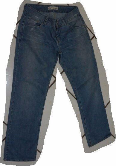 Calça Jeans Feminina Multi Ponto - Nº 44