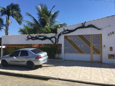 Belíssima Chácara No São Jorge, Em Itanhaém - Ref 4491