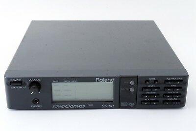 Sound Canvas Sc-50