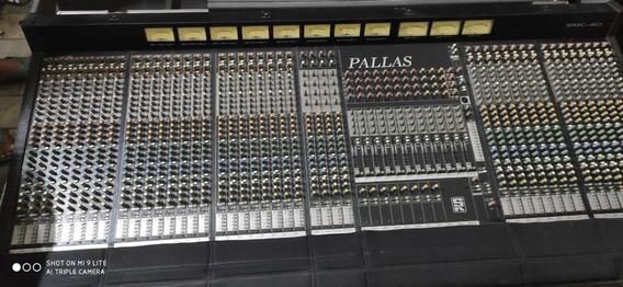 Mesa De Som Pallas Smc 40