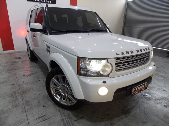 Land Rover Discovery 4 Diesel 2011 3.0 V6 Diesel (teto) Top