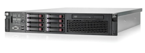 Servidor Hp Proliant Dl380 G7 2 Xeon 5620 64gb 600 Gb