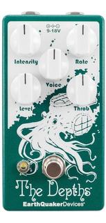 Pedal Para Guitarra Earthquaker Devices The Depths (vibrato)
