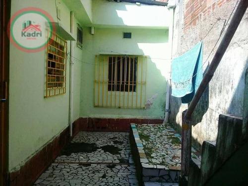 Imagem 1 de 12 de Casa À Venda, 114 M² Por R$ 590.000,00 - Caiçara - Praia Grande/sp - Ca1327
