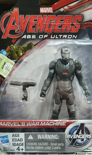 Figura Avengers Age Of Ultron War Machine Hasbro