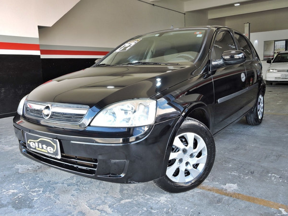 Gm Corsa Hatch Joy 1.0 Vhc Flex Financiamos E Trocamos