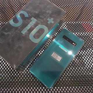 Samsung Galaxy S10 Plus 512gb Negro Desbloqueado