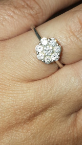 Anel Essential Hstern Linha Clássica Com Diamantes