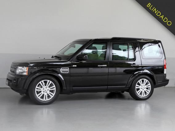 Land Rover Discovery 4 Se 3.0 Diesel Blindado 4x4 4p Auto.