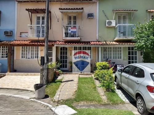 Imagem 1 de 11 de Casa Com 2 Dormitórios À Venda, 59 M² Por R$ 160.000 - Santíssimo - Rio De Janeiro/rj - Ca0584