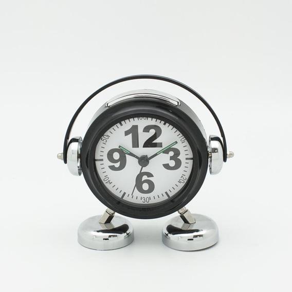 Reloj Mesa Robot Decoración Morph