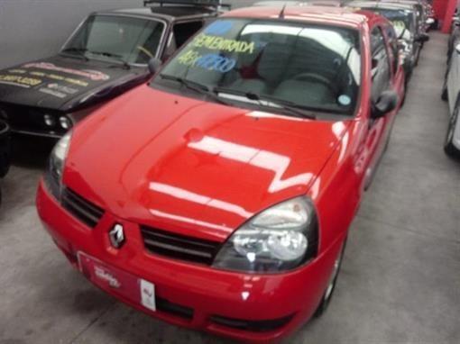 Renault Clio Hatch. Campus 1.0 16v (flex) 2p Flex Manual
