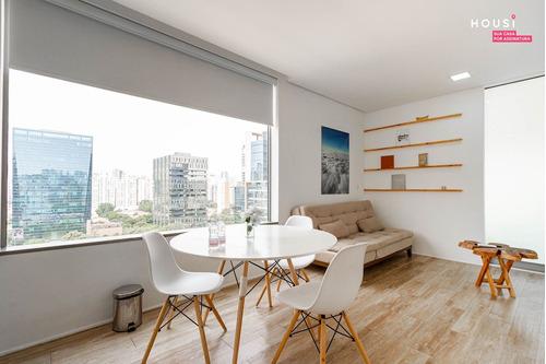 Imagem 1 de 15 de Apartamento - Itaim Bibi - Ref: 977 - L-977