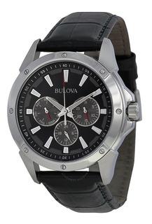 Reloj Bulova De Hombre Multifuncion 96c113 Marine Star.