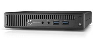 Hp Elitedesk 705 G3 Dm A10-9700, 8gb Ram, 128gb Ssd