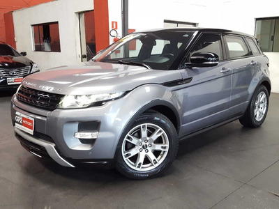 Land Rover Evoque 2.0 Si4 Dynamic 5p (( Blindado )) 2012