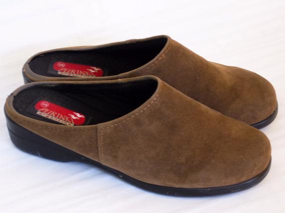 Zapatos Gamuza Bajos