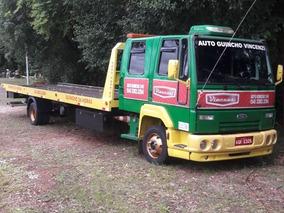 Ford Cargo 815 - Plataforma Guincho