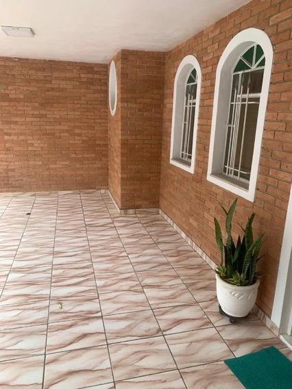 Casa Com 3 Salas, 2 Vagas. Uso Comercial. Anhangabaú, Jundiaí. - Ca0132