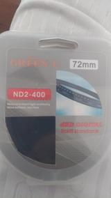 Filtro Nd2-400 Green.l 72mm