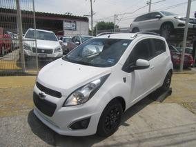 Chevrolet Spark Blanco 2015