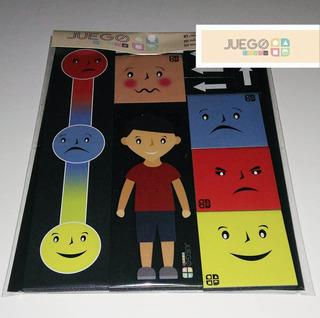 Psicología Infantil :: Set De Emociones :: Salud Emocional