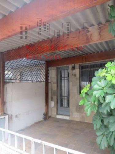 Casa Terrea - Vila Olimpia - Ref: 690 - V-ca0038