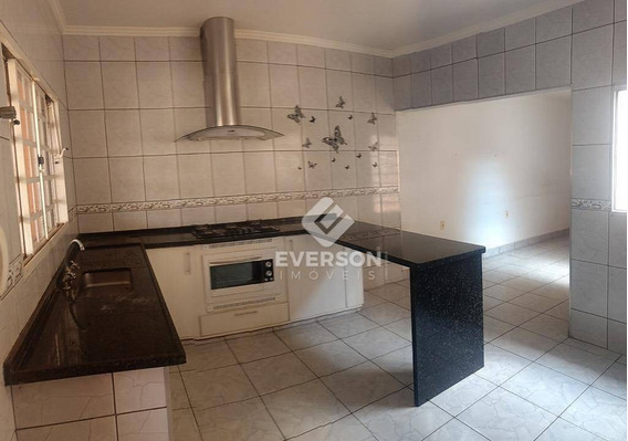 Casa Com 4 Dormitórios À Venda, 150 M² Por R$ 400.000 - Jardim Floridiana - Rio Claro/sp - Ca0901