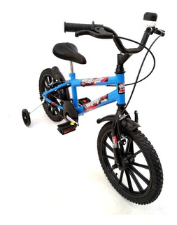 Bicicleta Aro 16 Infantil Masculino