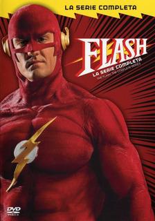 The Flash (1990) Serie Completa/ El Relámpago Humano Dvd