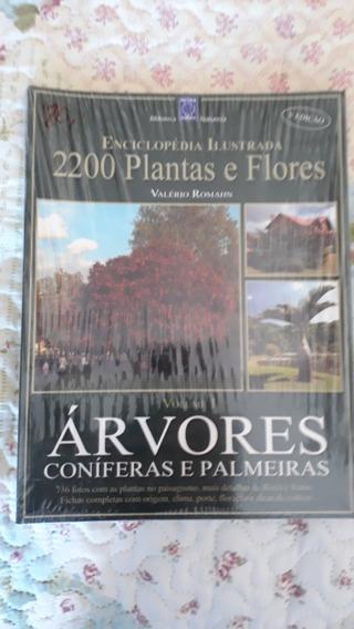 Enciclopédia Ilustrada 2200 Plantas & Flores Coníferas E...*