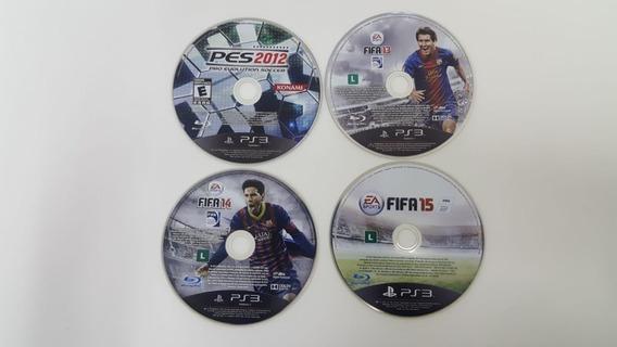 Combo 4 Jogos Para Ps3 - Original