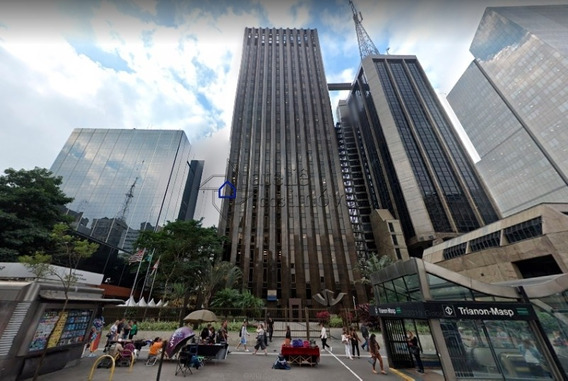 Conjunto Comercial Na Av. Paulista Para Locação, 1.000 M², 10 Vagas - Cj0243ate