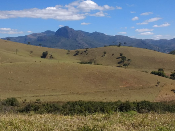 Sítio No Sul De Minas Com Área De 6 Hectares, 07 Klm Da Cidade De Aiuruoca , Muito Bom De Água. - 410