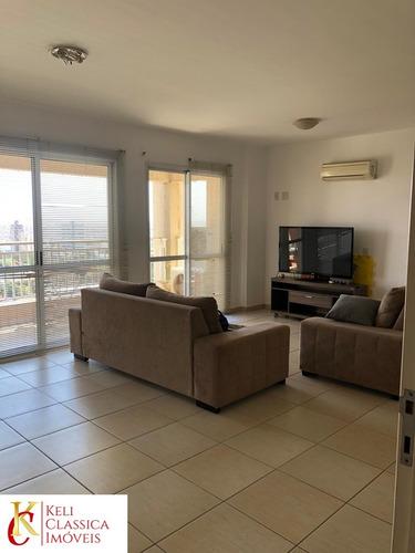 Imagem 1 de 17 de Vende-se Ou Aluga-se Apartamento Com 128m² No Edifíco L Essence Em Ribeirão Preto-sp, Com 3 Suítes, 2 Vagas De Garagem, 3 Ambientes, Varanda Gourmet - Ap00049 - 68923055