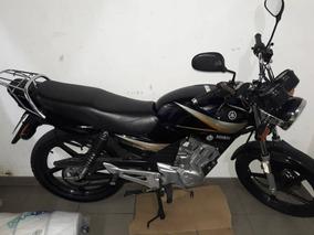 Yamaha Ybr125ed 051 Cc - 125 Cc