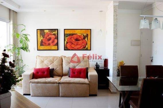 Apartamento Para Venda E Locação No Condomínio Village Towers - Bonfim - Taubaté. - Ap1503