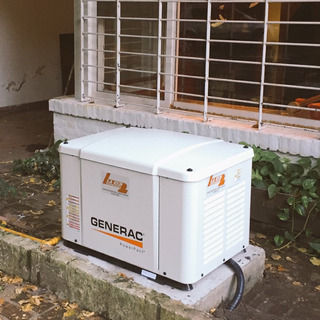Generador Electrico A Gas 5,6kva Monofasico Automatico