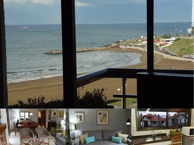 Alquiler Departamento Playa Varese Al Mar Mardelplata 3amb